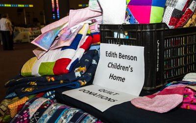 Edith Benson Children's Home Donation