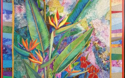 2019 World Quilt Competition: CALL FOR ENTRIES from South Africa