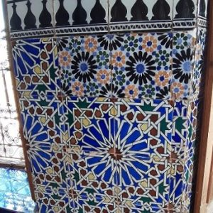 Quilting, Morocco